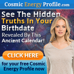 Get Your Cosmic Energy Profile FREE!