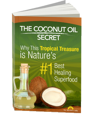 The Coconut Oil Secret!